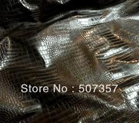 Wholesale Crocodile leather sofa fabric / DIY handbag leather fabric / color light wear 10046