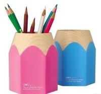 Lackadaisical 9145 pen big pencil tube pen deli stationery pen holder