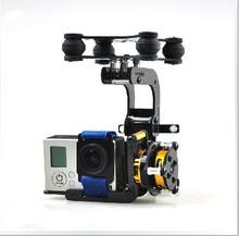 Brushless camera mount gimbal FPV use Gopro 3 photography multicopter gimbal free shipping