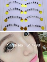 10 Pairs Natural Under Lower Eye Lashes Bottom False Eyelashes Makeup #02 Free Shipping