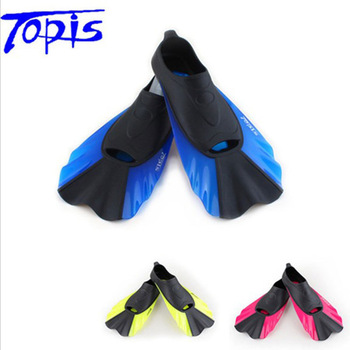Submersible topis fins fins child snorkel flipper snorkel shoes