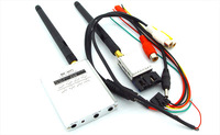 Fpv 5.8g 200mw wireless microwave ts351 rc305