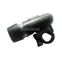 5 LED Flashlight Bike Bicycle Torch Flash Light new #gib