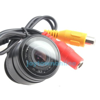 Brand New Type E325 Color CMOS/CCD NTSC Car Rear View LED Waterproof Camera #1JT