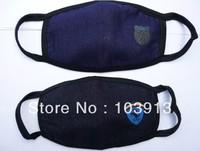 Free Post-50pcs/lot  Men's Dustproof Mouth Mask Thick Warm Face Mask