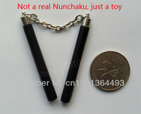 Free shipping 1:6 Custom Bruce Lee Enter The Dragon Black Wooden Nunchaku