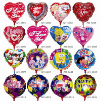 "New Film Balloons,Party Balloons mylar balloon balloons wedding balloons Toys 10"" Aluminium Blowing Balloon Series"