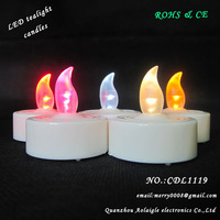 Free Shipping!!!+(120pieces) Hot Selling Multi-Colored Birthday Candle