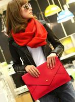 2013 summer fashion vintage bag shoulder bag messenger bag big bag big briefcase envelope