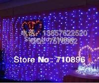 2014 wholesale  NEW Hot sale 10M*3M 1000pcs LED Curtain light Christmas/wedding/party/hotel decoration,led string tree light