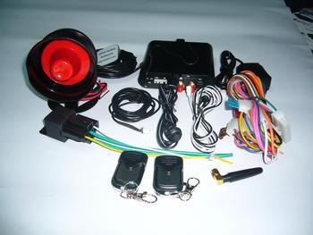 CAT-5 Car alarm