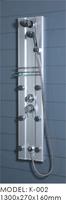 Multifunctional shower column shower bathroom shower screen stainless steel sanitary 002