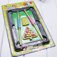 Card snooker small snooker rod desktop toys small toy