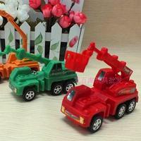 Warrior engineering car child toy yiwu commodity