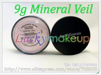 2pcs 9g mineral veil Loose Powder Bare Minerals BareMinerals Sunscreen Foundation 0.3oz Click/Lock