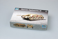 Trumpeter 07262 1/72 German Jagdpanzer IV Plastic model kit