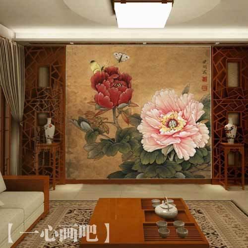 Telas Decoracion Paredes ~ R?stico papel tapiz para pared  tela  textile papeles de pared