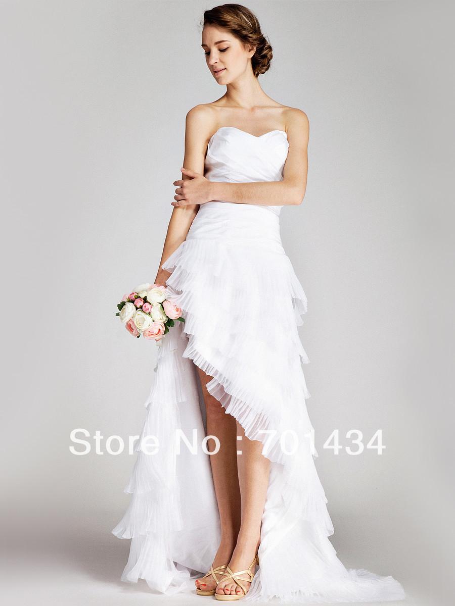 Asymmetric Wedding Dresses 2 Popular i i aliimg wsphoto