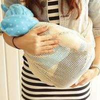 Baby sling suspenders breathable baby summer breathable multifunctional backpack sling
