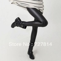 Super popular matte leather pants Leggings pantyhose 9 matt / Single