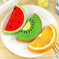 free shipping Fruit correction tape watermelon lemon kiwi 30 meters long rasure belt student stationery gift 40g