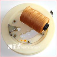 Abs plastic 6 small bearing wheel 22cm 500 noodle kite reel bundle