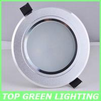 Free Shipping 3 Inch LED Down Lamp 3W 85-265V AC Indoor 3'' LED Ceiling Downlight 3 Watt 2700K 3000K 3200K 6000K 6500K