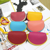 2013 PU fashion coin case women's small wallets coin purse bag gril gift beatiful wallet whole sale