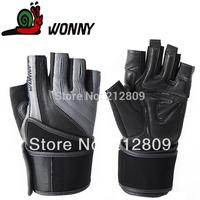 2014 Snail wonny fitness gloves sports men gloves semi-finger js1-051 gloves free shipping