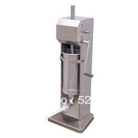 Reputations food machinery sf-16l manual sausage stuffer enema manual vertical sausage stuffer