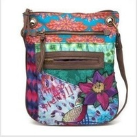 New Pretty Flower Tasche Handtasche Handbag Bag ##6