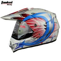 Tank helmet off-road helmet motorcycle helmet dual t340