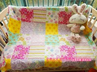 Small 100% cotton child by quilting by cool in the summer air conditioning siesta by crawling mat