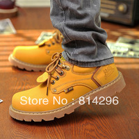The new bulk leather fashion casual shoes free shipping