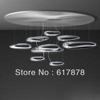 Bi Hudson fluid mercury Mercury Sospensione Italian design living room chandelier chandelier