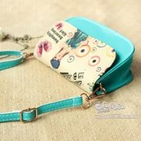 2013 fashion child bag doodle messenger bag handbag princess bag child bags dual-use package