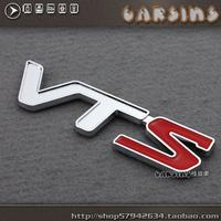 free shipping 5pcs Citroen c2 c4 c5 bombards refit vts emblem car sticker emblem refires
