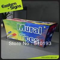 Customized Advertising Table Skirt