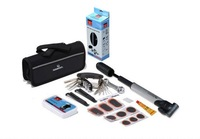 Free shipping Bike Bicycle Tyre Repair Multifunctional Tool Set Kit with mini portable Pump ,1Set/Lot