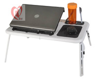 Retailing ultra-light ABS+METAL folding laptop table/computer table/notebook table/desk Free shipping