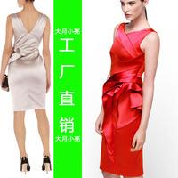 2013 evenning dress bridesmaid dress evening dress slim