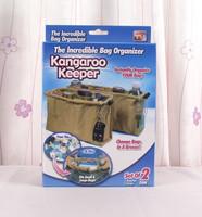 Cosmetics storage bag kangaroo keeper