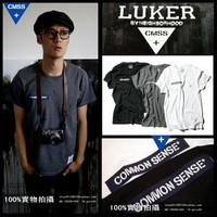 Free shipping Common sense cmss neighborhood nbhd luker T-shirt short-sleeve tee