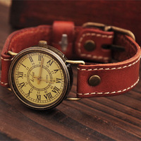 The trend of fashion kofia vintage table scale women's watch fashion watch ladies watch