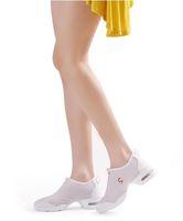 Free shipping 1pair/lot women Dance Shoes Ladies Ballroom Latin Sneaker Shoes ultralight EUR 35-40
