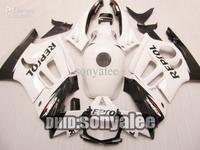 White black fairings for CBR600F3 95-96 CBR600 F3 1995 1996 CBR 600 F3 95 96 fairing kit &windscreen