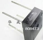 Square bridge rectifier bridge party KBPC1010 (10A/1000V) 4 feet