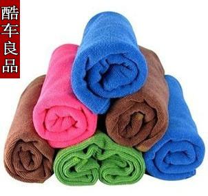 Auto supplies car wash tool ultrafine fiber nano car wash towel car polishing towel cleaning towel