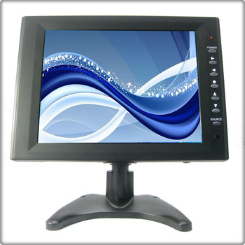 "BestView 10""1024X768 IPS Panel HDMI lcd Monitor"