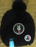 custom winter  beanie cap,custom with embroidered/woven patch,100% wool,keep warm,big size,30pcs/lot,free FEDEX/DHL shipping